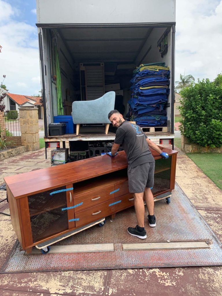furniture moving Claremont