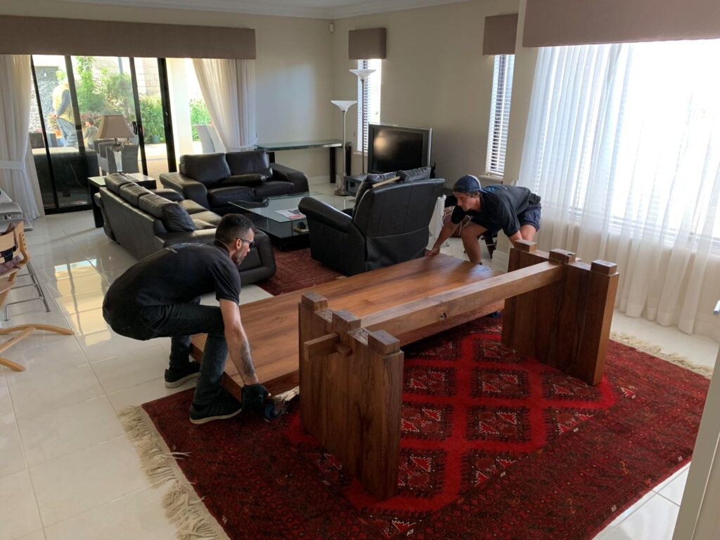 Heavy Table Removalists Perth