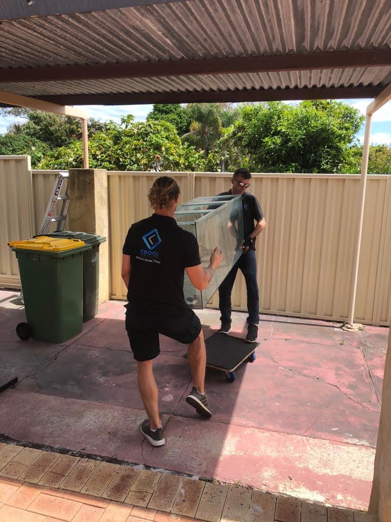 Fish tank removalists Perth