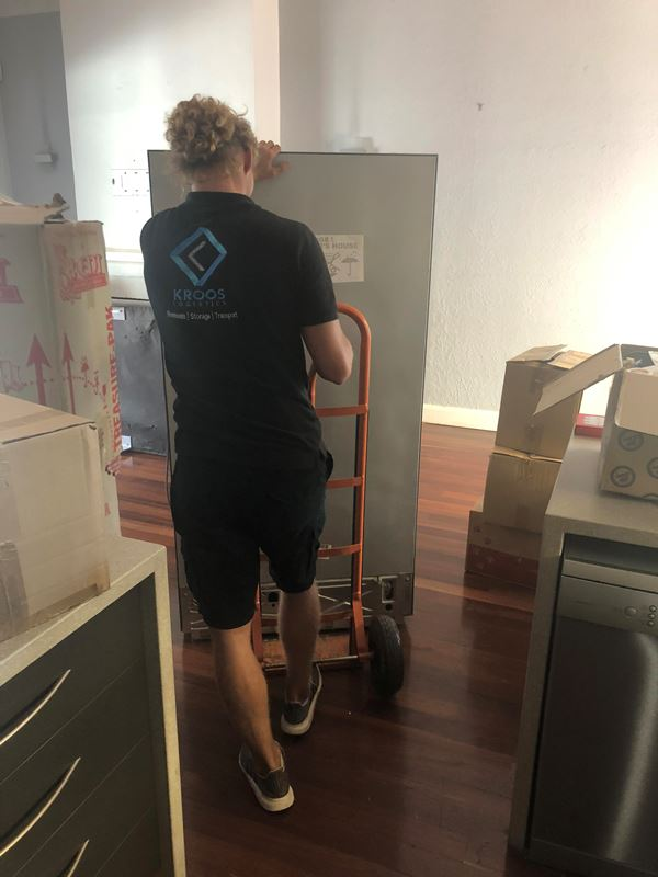 Heavy fridge removalists Perth