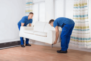 Internal moving services